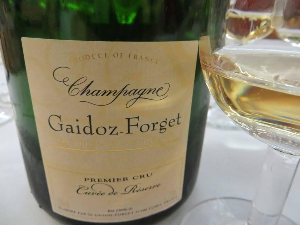 Crescentine e Champagne - 7° Edizione Gaidoz Forget
