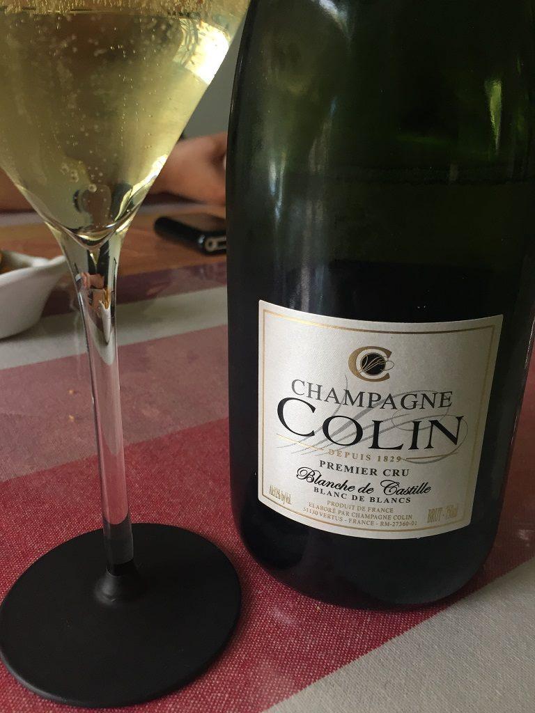 Crescentine e Champagne - 7° Edizione Colin
